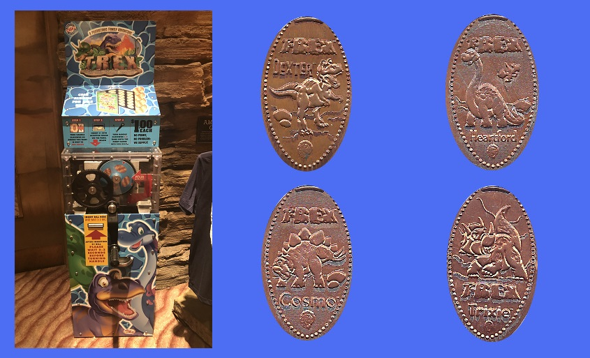 David S Elongated Penny Collection